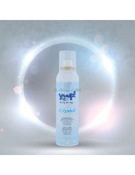 Shampoo a Secco Spray Crystal Yuup