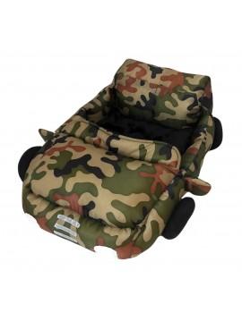 Cuccia Ad Auto Army Camouflage