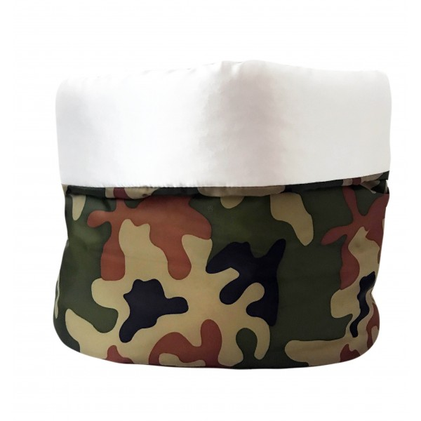 Sacco Cuccia Special White Army Camouflage