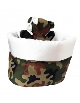 Sacco Cuccia Special White Army Camouflage
