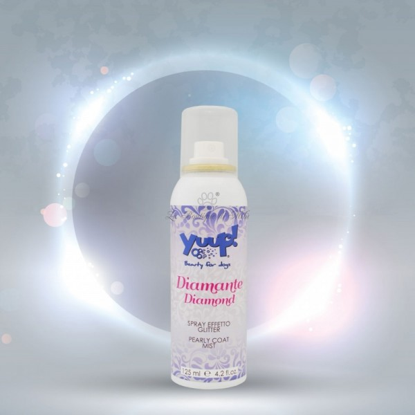 Spray Effetto Glitter Diamante Yuup