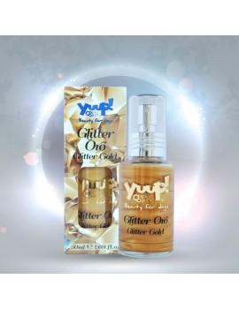 Fragranza Glitter Oro Yuup