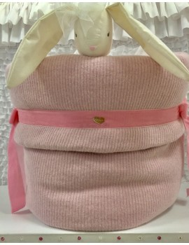 Pink Sleeping Bag Grace Graciola