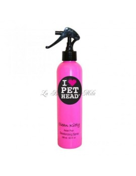 Pet Head Spray Clean Kitty
