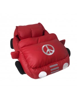 Cuccia Ad Auto Special Red Car