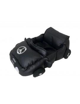 Cuccia Ad Auto Special Black Car