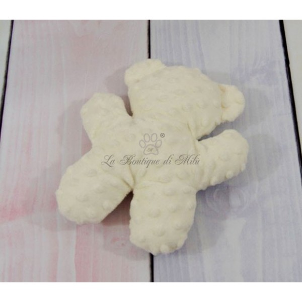 Gioco in Peluche Teddy Bear Mondo Fatato Rosa