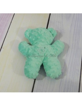 Gioco in Peluche Teddy Bear Mondo Fatato Menta
