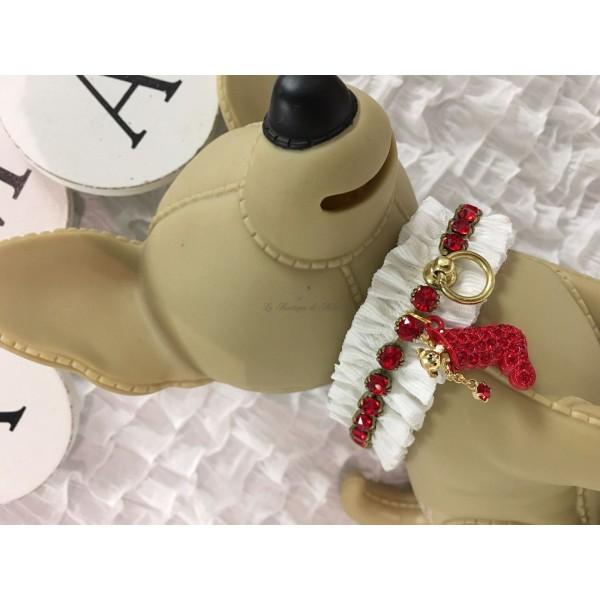 Xmas Precious Sock Collar Grace Graciola