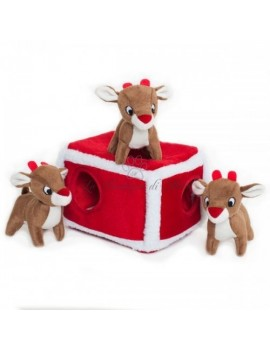 Gioco in Peluche Reindeer House Toys