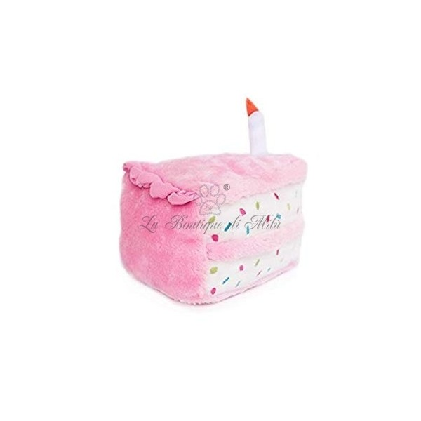 Gioco in Peluche Birthday Cake Toy