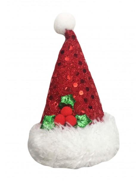 Mollettina Cappellino di Babbo Natale