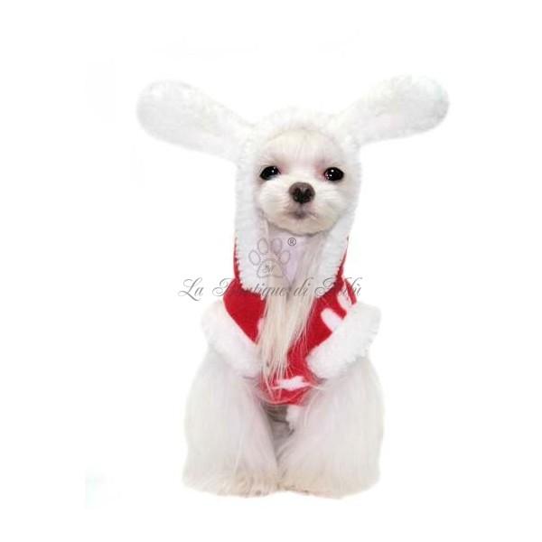 Vestitino Magic Bunny