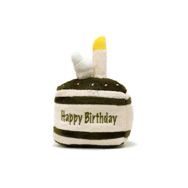 Gioco in Peluche Happy Birthday Cake