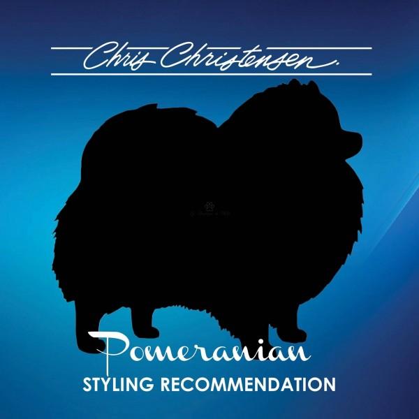 Kit Pomerania per lo Styling Chris Christensen