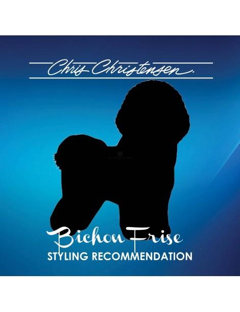 Kit Bichon Frise per lo Styling Chris Christensen