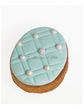 Pasticceria Little Baby Blue Egg