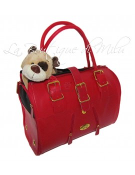 Borsa Trasportino  Red Love