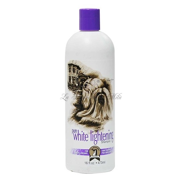 Pure White Lightening Shampoo 1 All Systems