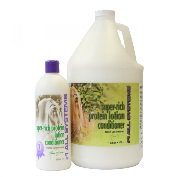Super Rich Protein Lotion Conditioner 1 All Systems