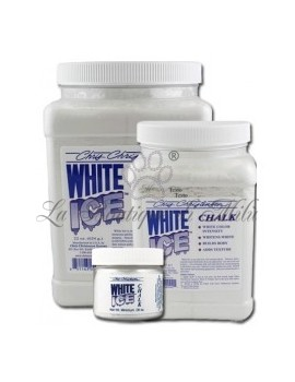 CCS White Ice Chalk Chris Christensen