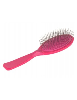 Spazzola Show Tech Ultra-Pro Pin Brush Large Hot Pink