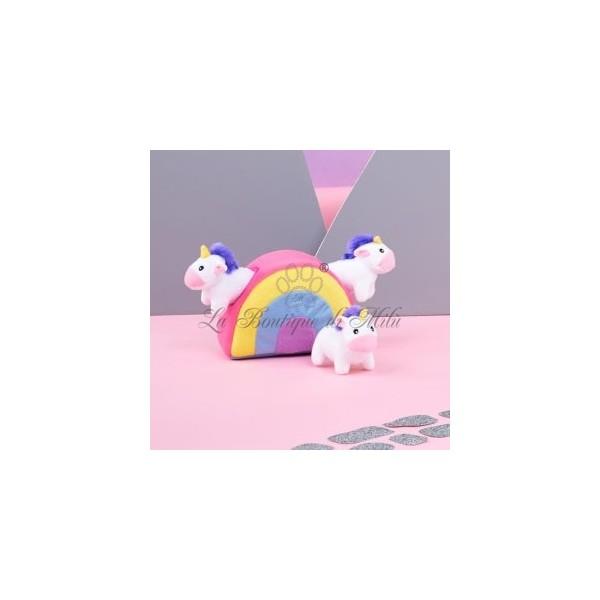 Gioco in Peluche Interattivo Unicorns in Rainbow