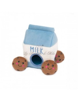 Gioco in Peluche Interattivo Milk and Cookies