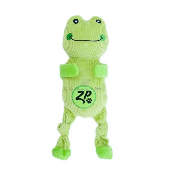 Gioco in Peluche Corduroy Cuddlerz - Frog