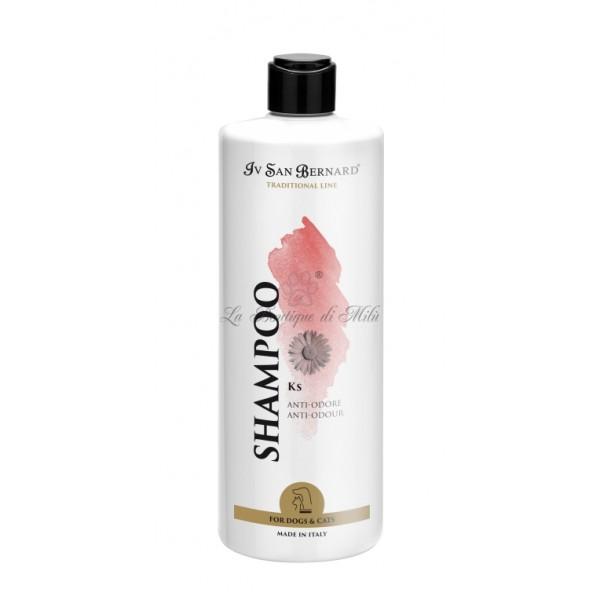 Shampoo KS Odor Stop - Coat Iv San Bernard