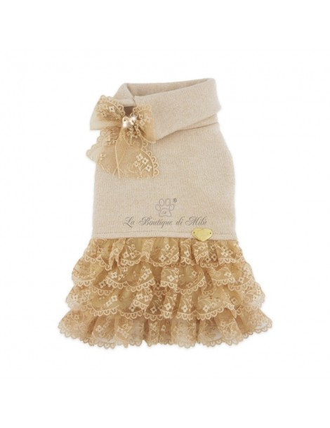 BABY GIRL DRESS Piccoli Pets