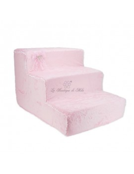 PRECIOUS BOW STAIRS PINK Piccoli Pets