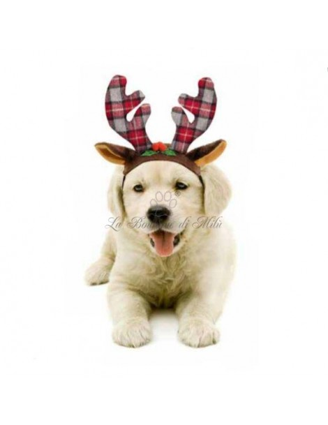Cappellino Natale Renna