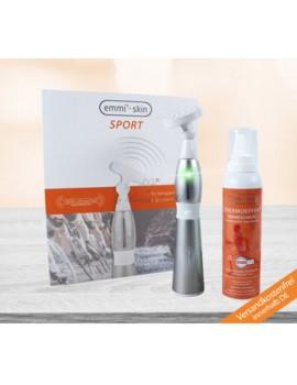 Emmi®-skin Sport Trattamento ad ultrasuoni