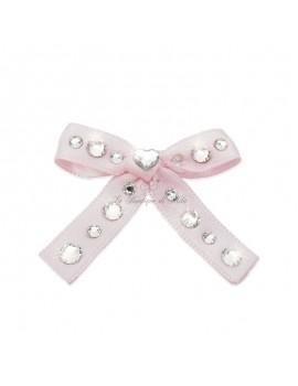 Magic Pink Heart Hairclip Piccoli Pets