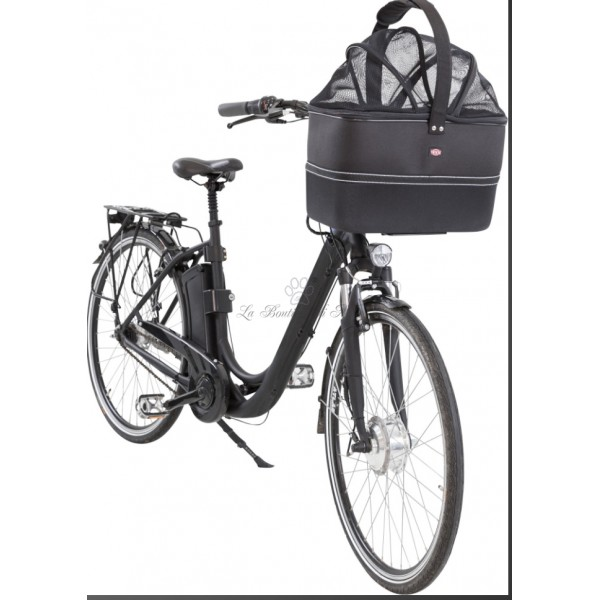 Trasportino cesto anteriore bici