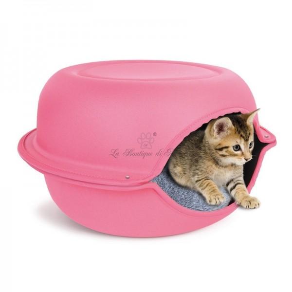 Cuccia per gatto Macaron