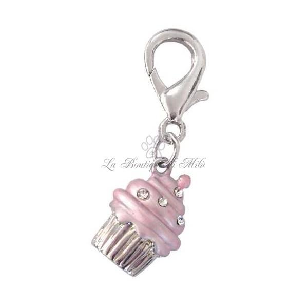 Ciondolo Luxe Cupcake D-Ring