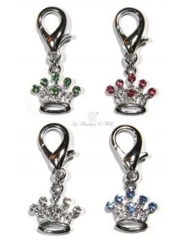 Ciondolo Crown D-Ring
