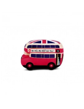 Gioco in Peluche The London Bus