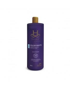 Hydra shampoo color white