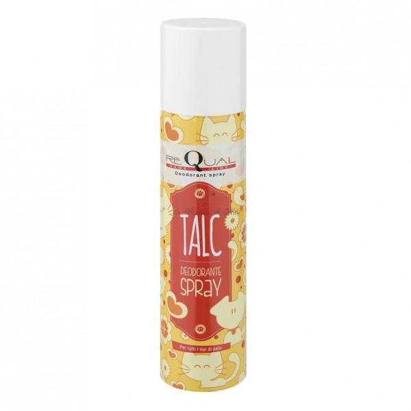 Requal Deodorante Talc
