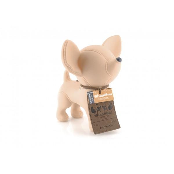 Salvadanaio Chihuahua Denim