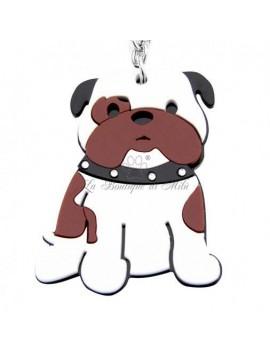 Portachiavi Bulldog