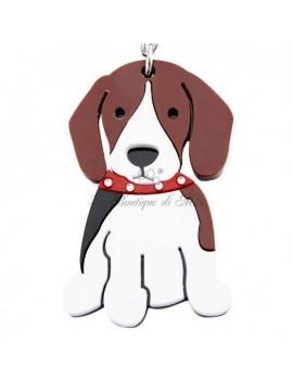 Portachiavi Beagle