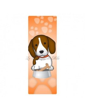 Segnalibro Beagle