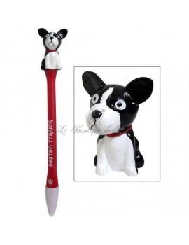 Penna da Collezione Boston Terrier