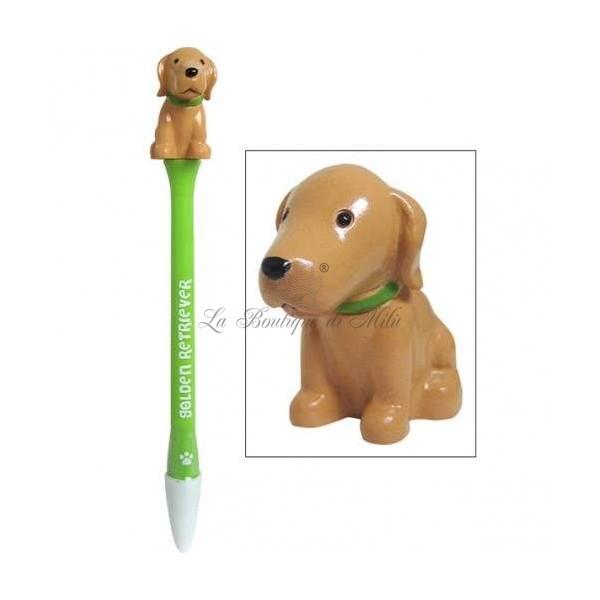 Penna da Collezione Golden Retriever