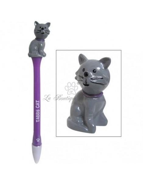 Penna da Collezione Tabby Cat