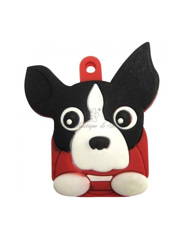 Copri chiavi boston terrier la boutique di milu for Acqua salon boston